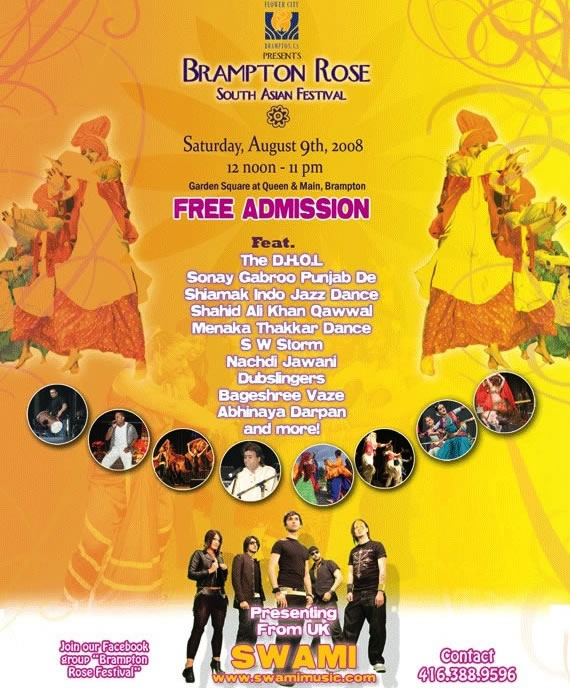 27-Brampton Rose Festival