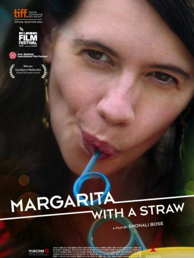 3.Film Margarita, with a Straw at TIFF