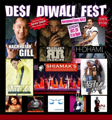 30-Desi Diwali Fest