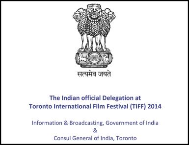 4-Indian Deligation at TIFF