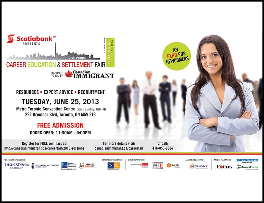 8-Scotiabank Career, Education & Settlement Fair